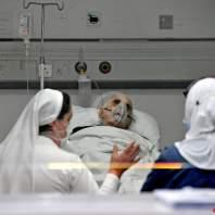 جولة على قسم كورونا في مستشفى بيروت الحكومي – محمد سلمان