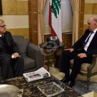 لقاء وزير الداخلية والسفير الروسي-محمد سلمان