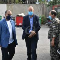 حمد حسن وضع حجر الأساس لمركزي للدواء واللقاح في الكرنتينا – محمد سلمان