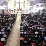 احتفال الجاليات العربية بعيد الفصح في كنائس دبي