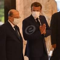 زيارة ماكرون الى لبنان - سلمان