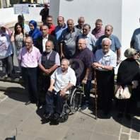 إعتصام لنقابة المحررين في ساحة الشهداء-محمد سلمان