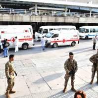 وصول الدفعة الثانية من المغتربين الى مطار بيروت
