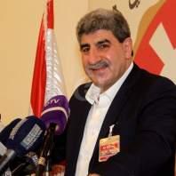 مؤتمر صحافي لرئيس اتحادات ونقابات النقل البري - محمد سلمان