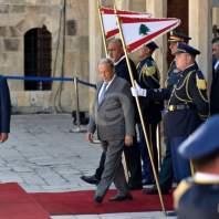 وصول الرئيس عون إلى المقر الصيفي في بيت الدين-محمد سلمان