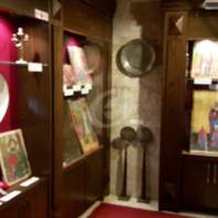 البطريرك العبسي افتتح متحف كنيسة آيا صوفيا في صيدنايا