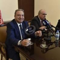 اجتماع مشترك بين مجلسي نقابتي الصحافة والمحررين-محمد سلمان