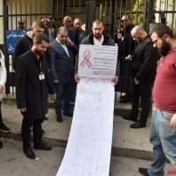 تكتل أوعَ سلم وزير الاشغال عريضة بمطالبه-محمد سلمان