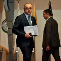 مؤتمر صحافي لوزير الدفاع الياس بو صعب-محمد سلمان