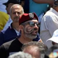 اعتصام للعسكريين المتقاعدين أمام قصر الجمهوري- محمد سلمان