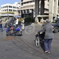ازالة العوائق في بعض مناطق بيروت- محمد سلمان