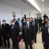 إطلاق المنصة الوطنية للتسجيل للقاح كورونا في وزارة الصحة - محمد سلمان
