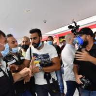 جولة خلال اعادة فتح المطار -سلمان