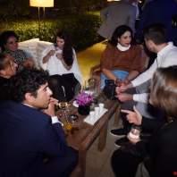 حفل افتتاح مكتب قناة دويتشيه فيلليه في بيروت- محمد سلمان
