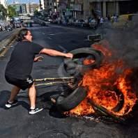 تظاهرات إحتجاجية في عدد من المناطق اللبنانية - محمد سلمان
