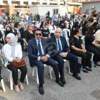 فوج إطفاء بيروت يحيي الذكرى السنوية الأولى لاستشهاد عناصره - محمد سلمان