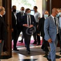 زيارة ديفيد هيل الى قصر بعبدا وعين التينة- محمد سلمان