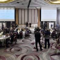 """المؤتمر الأول للقاء المشرقي بعنوان """"لقاء وصلاة فطر، لبنان وطن الحوار والحضارات"""" - محمد سلمان"""
