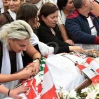 تشييع علاء أبو فخر في الشويفات-محمد سلمان