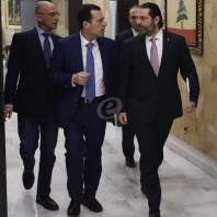 اجتماع مجلس الوزراء في قصر بعبدا - محمد سلمان