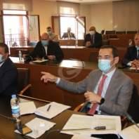 اجتماع لجنة الصحة النيابية-محمد سلمان