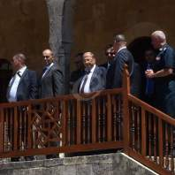 جلسة لمجلس الوزراء في بيت الدين