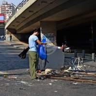 اليوم الخامس من التحركات المطلبية-محمد سلمان