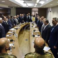 اجتماع لجنة الاشغال برئاسة النائب نزيه نجم- محمد سلمان