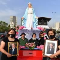 اعتصام لأهالي ضحايا تفجير مرفأ بيروت