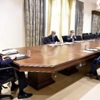 جلسة لهيئة مكتب مجلس النواب برئاسة بري - محمد سلمان