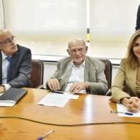 اجتماع نقباء المهن الحرة في لبنان بدعوة من نقابة المحررين