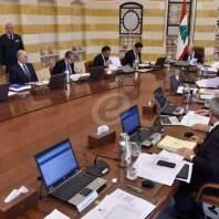 جلسة مجلس الوزراء في قصر بعبدا-محمد سلمان