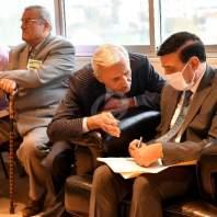 اجتماع بين نجار وطليس للإعلان عن زيادة تعرفة النقل البري - محمد سلمان