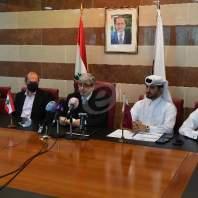 توقيع مذكرة تفاهم بين صندوق قطر للتنمية ووزارة التربية لإعادة إعمار مبان تعليمية متضررة - محمد سلمان