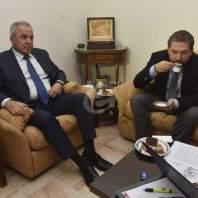 اجتماع اللقاء التشاوري-محمد سلمان