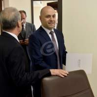 """مؤتمر صحافي لحاصباني لإطلاق خطة """"القوات اللبنانية"""" لقطاع الإتصالات - محمد سلمان"""