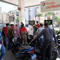 إزدحام أمام محطات المحروقات-محمد سلمان