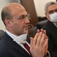 إجتماع وزير الصحة مع مسؤولين عن مستشفيات حكومية - محمد سلمان