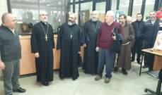 اجتماع للرؤساء العامين للرهبانيات الكاثوليكية تناول الشؤون الرهبانية والاجتماعية