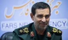 قائد بالحرس الثوري: اميركا وبريطانيا تستخدم خطابا مسيئا لدول الخليج الفارسي