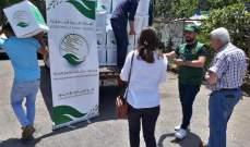 """""""مركز الملك سلمان للإغاثة"""" وزّع 1090 سلة غدائية رمضانية في مناطق عدة"""