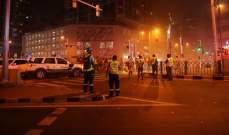 شرطة دبي: مقتل شجصين واصابة 6 آخرين بحادث دهس بشارع الشيخ محمد بن زايد