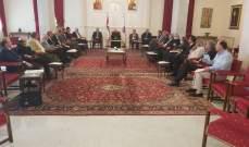مجلس الروم الكاثوليك: لتطبيق خطوات إصلاحية استثنائية ونصرّ على تمثيلنا بأي لقاء وطني ميثاقي