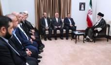 """الاخبار: حماس قريبة من الانضمام إلى """"تحالف دفاعي مشترك"""" مع بقية أطراف محور المقاومة"""