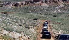 حزب الله يتقدم في وسط جرد عرسال ويسيطر على مرتفع شعبة النحلة