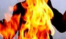 """""""MTV"""": رجل سكب البنزين على ولديه لإحراقهما بطرابلس وشبان منعوه عن ذلك"""