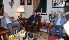 LBC: زيارة الحريري لجنبلاط كانت مقررة الاسبوع الفائت الا انه تم تأجيلها بسبب حوادث الجنوب