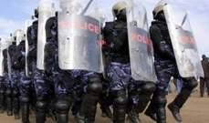 """الشرطة السودانية: قبضنا على أكثر من 200 شخصا من عصابة """"النيقرز"""""""