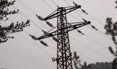 سرقة اسلاك كهربائية في المنية وانقطاع التيار