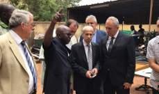 مكتب الحريري عن نشاط البعثة إلى واغادوغو: فنيش سيدفن في السنغال وجثمان البلي يصل إلى بيروت بعد ظهر غد الأحد